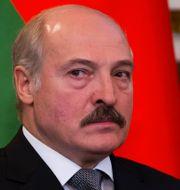 Belarus president Lukasjenko Alexander Zemlianichenko / AP