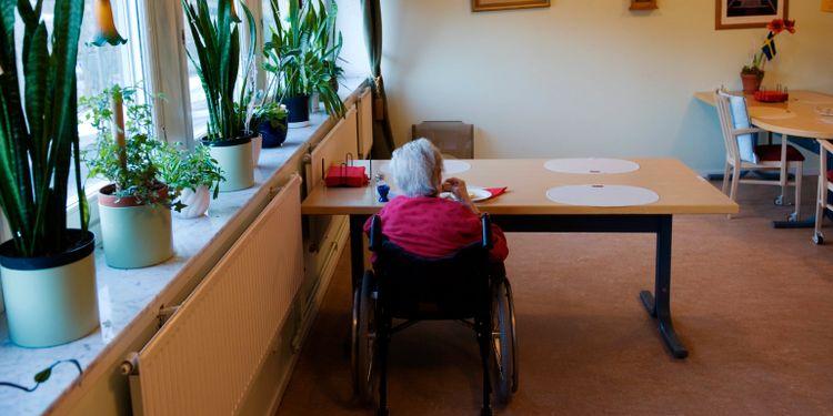 Mätning: Lågt förtroende för äldreomsorgen i krisen
