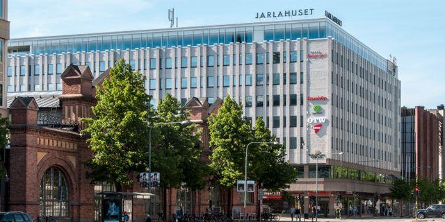 Jarlahuset i Stockholm.  Wikimedia commons