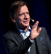 Volvo Cars vd Håkan Samuelsson.  Pontus Lundahl/TT / TT NYHETSBYRÅN