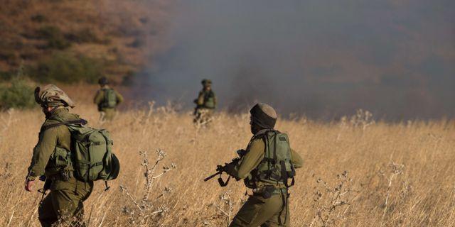 Israelisk soldat dodad i libanon