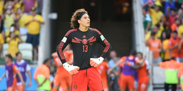 Tredje raka for ochoa