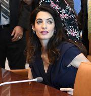 Amal Clooney. ANGELA WEISS / AFP