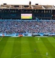 Malmö stadion. LUDVIG THUNMAN / BILDBYRÅN