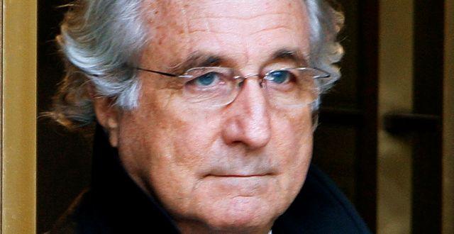 Bernie Madoff Brendan McDermid / TT NYHETSBYRÅN