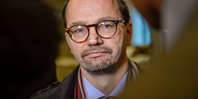 Arkivbild: Tomas Eneroth HENRIK MONTGOMERY / TT / TT NYHETSBYRÅN