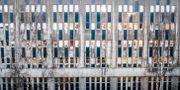 Fasaden på Karolinska Univeristetssjukhuset i Huddinge Magnus Hjalmarson Neideman/SvD/TT / TT NYHETSBYRÅN