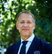 Offentliga Hus vd Fredrik Brodin. Pressfoto