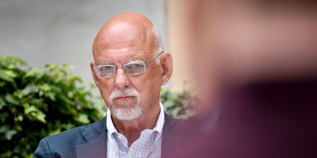 Hans Dahlgren. Stina Stjernkvist/TT / TT NYHETSBYRÅN