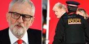 Jeremy Corbyn/Boris Johnson TT