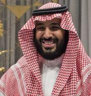 Mohammed bin Salman. BANDAR AL-JALOUD / AFP