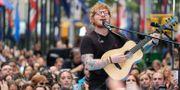 Ed Sheeran. Charles Sykes / TT NYHETSBYRÅN
