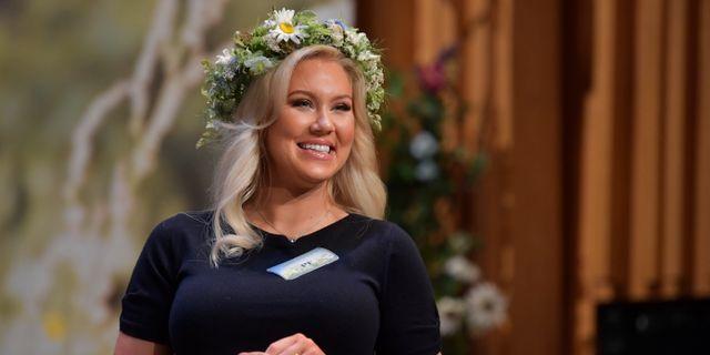 Isabella Löwengrip. Jessica Gow/TT / TT NYHETSBYRÅN