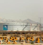 Oljeanläggning i Saudiarabien. Amr Nabil / TT NYHETSBYRÅN