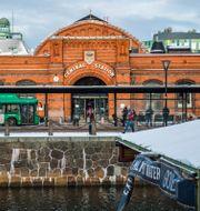 Malmö Central. Emil Langvad/TT / TT NYHETSBYRÅN