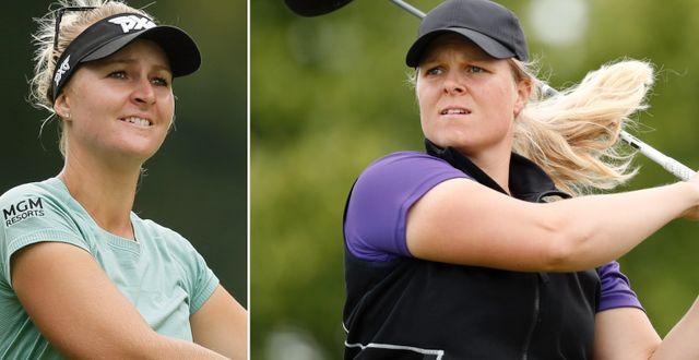 Anna Nordqvist/Caroline Hedwall. TT