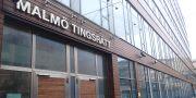 Arkivbild, Malmö tingsrätt där den huvudmisstänkte åtalas. JOHN ALEXANDER SAHLIN / TT / TT NYHETSBYRÅN