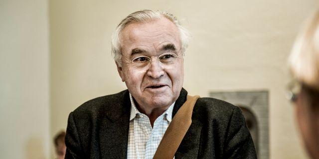 Sven Hagströmer.  Lars Pehrson/SvD/TT / TT NYHETSBYRÅN