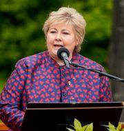 Erna Solberg. Lise Åserud / TT NYHETSBYRÅN