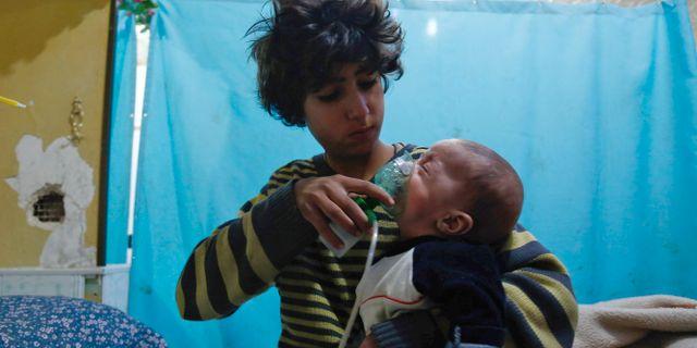 Usa vill ha hardare syriensanktioner