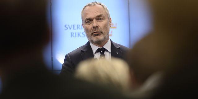 Jan Björklund (L). Stina Stjernkvist/TT / TT NYHETSBYRÅN
