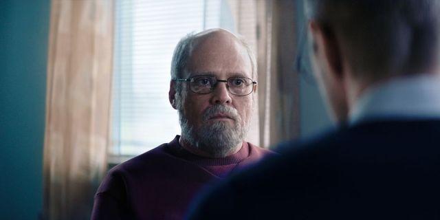David Dencik i rollen som Thomas Quick. Ragna Jorming/Nordisk Film