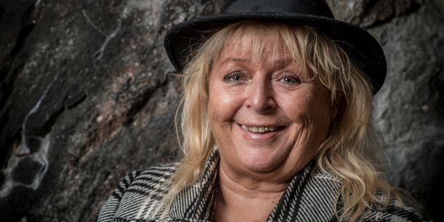 Kikki Danielsson. Staffan Löwstedt/SvD/TT / TT NYHETSBYRÅN