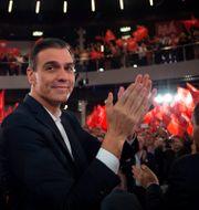 Pedro Sánchez. JORGE GUERRERO / AFP