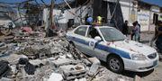 Förvaret i Libyen. Hazem Ahmed / TT NYHETSBYRÅN/ NTB Scanpix