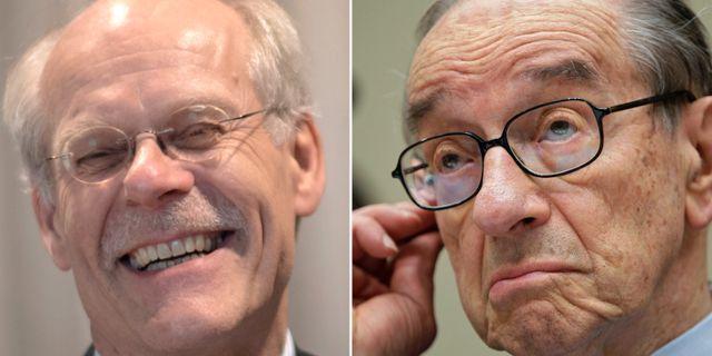 Ingves och Greenspan.
