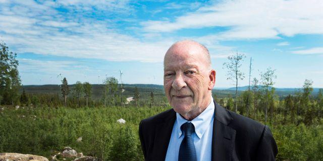 Pehr G Gyllenhammar Lars Pehrson / SvD / TT / TT NYHETSBYRÅN