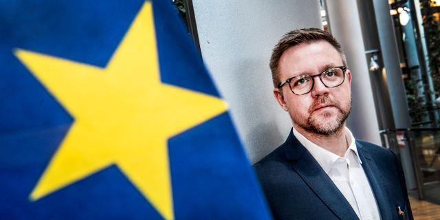 Fredrick Federley. Tomas Oneborg/SvD/TT / TT NYHETSBYRÅN