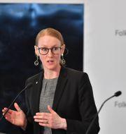 Emma Spak, sektionschef på Sveriges Kommuner och Regioner. Jonas Ekströmer/TT / TT NYHETSBYRÅN
