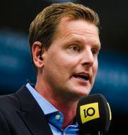 Niklas Jihde jobbar numera med sport på Viasat. SIMON HASTEGÅRD / BILDBYRÅN