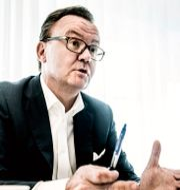 Karl-Henrik Sundström. Lars Pehrson/SvD/TT / TT NYHETSBYRÅN