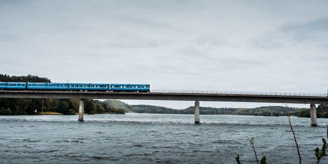 Tunnelbanan. Arkivbild. Magnus Hjalmarson Neideman/SvD/TT / TT NYHETSBYRÅN