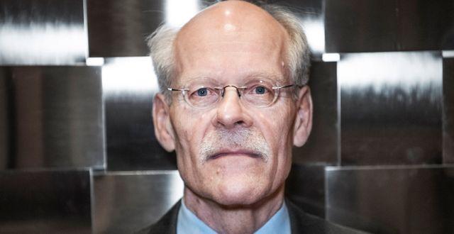 Riksbankschef Stefan Ingves Tomas Oneborg/SvD/TT / TT NYHETSBYRÅN