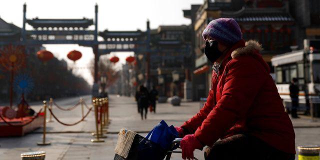 Illustrationsbild, Peking.  CARLOS GARCIA RAWLINS / TT NYHETSBYRÅN