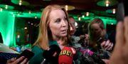 Centerpartiets Annie Lööf. Pontus Lundahl/TT / TT NYHETSBYRÅN