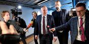Vänsterpartiets Jonas Sjöstedt. TT NEWS AGENCY / TT NYHETSBYRÅN