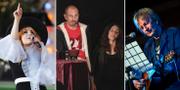 Arkivbilder. Miss Li, Lusine Djanyan och Aleksej Knedljakovskij, Stefan Sundström. TT