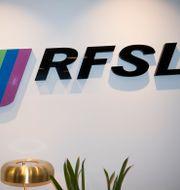 RFSL:s logotyp.  Fredrik Sandberg/TT / TT NYHETSBYRÅN