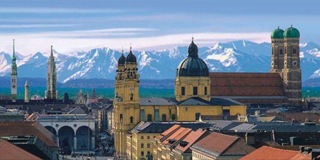 I höst är München ett av Tysklands populäraste resmål bland svenskar.  Goethe-Institut