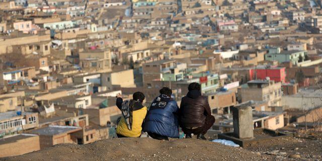 Talibanerna skulle straffas 3