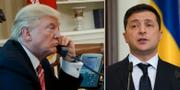 Donald Trump / Volodymyr Zelenskyj Evan Vucci / TT / NTB Scanpix och KEVIN LAMARQUE / TT NYHETSBYRÅN