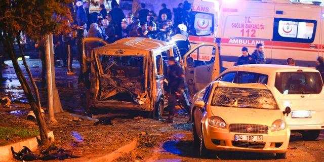 Minst sju doda efter attentat