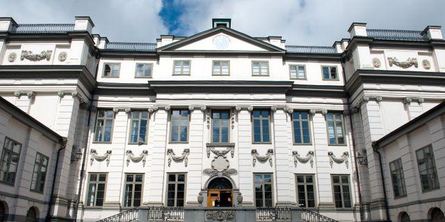 Högsta Domstolen.  Lars Pehrson / SvD / TT / TT NYHETSBYRÅN