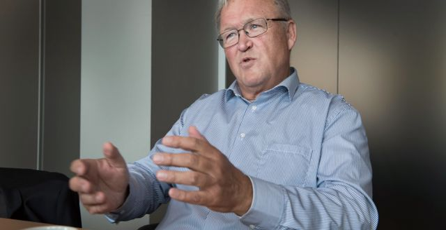 Swedbanks ordförande Göran Persson. Arkivbild. Lars Pehrson/SvD/TT / TT NYHETSBYRÅN