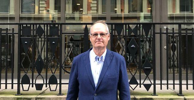 Tommie Dahlström. Centrum för rättvisa
