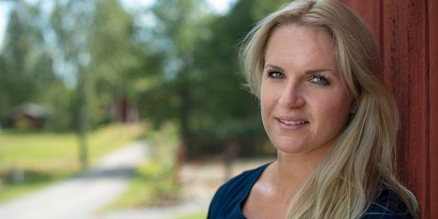 Frida Wallberg MAJA SUSLIN / TT NYHETSBYRÅN